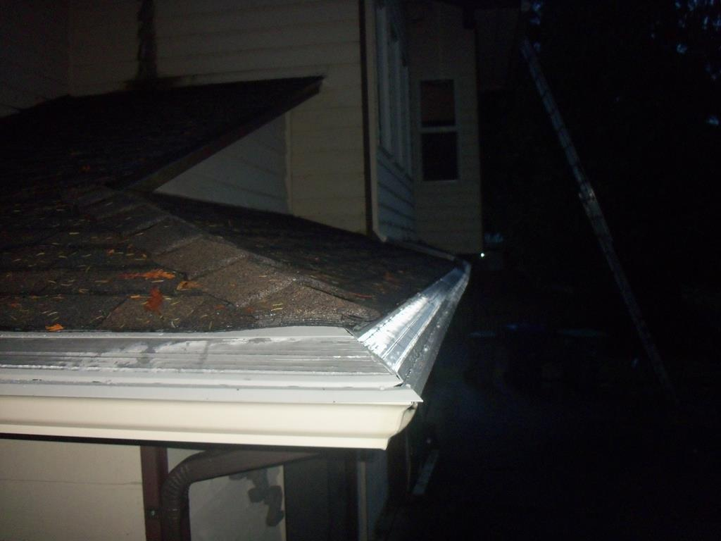 Cleaned Roof and Gutters Installed in Beaverton