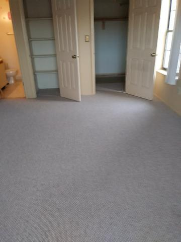 Commercial Carpet in library room of a home in Iselin, NJ