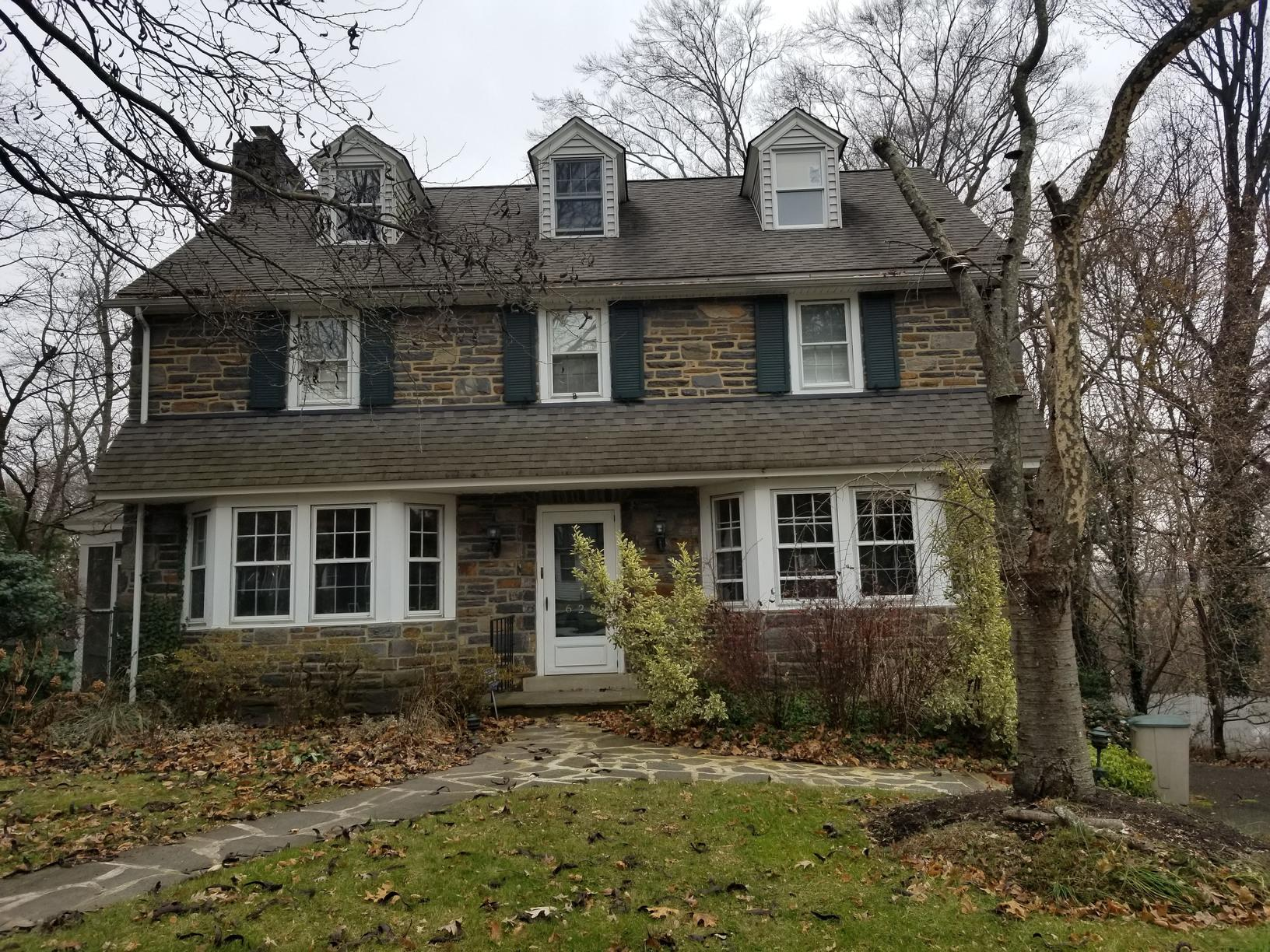 Faux Stone on the Rest of Home