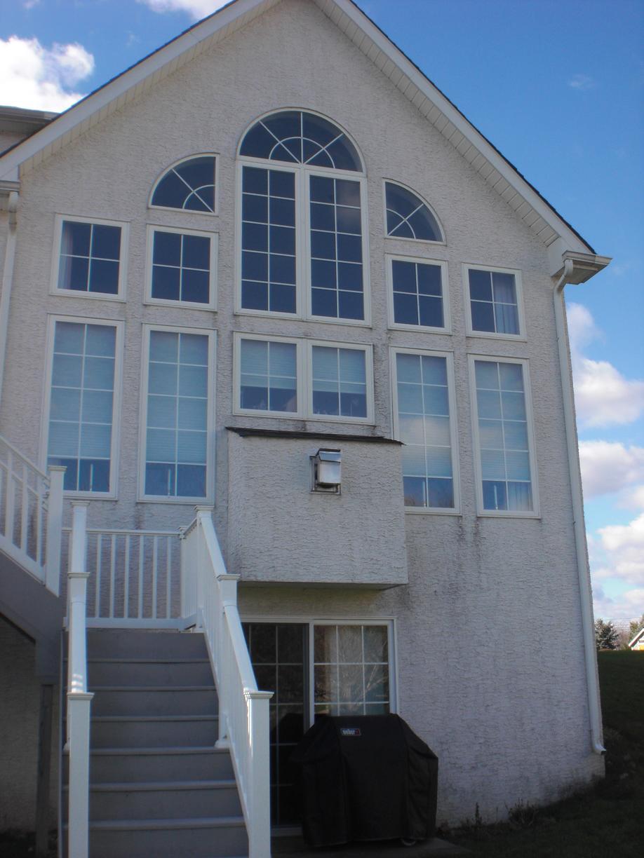 Replacing Stucco Siding in Doylestown, PA