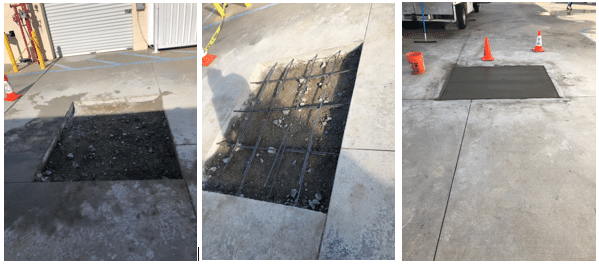 Concrete Replacement in Temecula