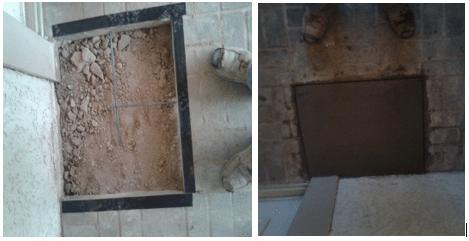 Concrete Replacement in Fullerton