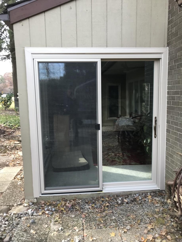 Infinity Fiberglass Window Install