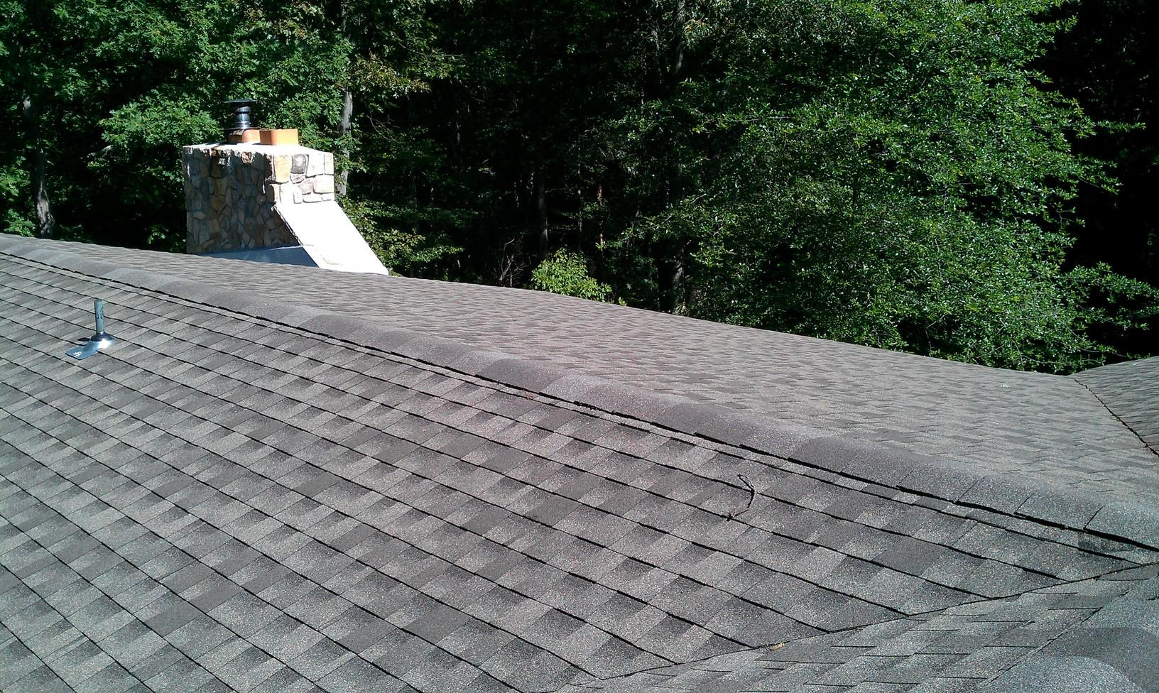 Grey Timberline Architectural Shingle Roof Installation in NJ