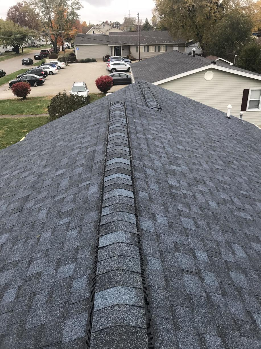 The New Roof