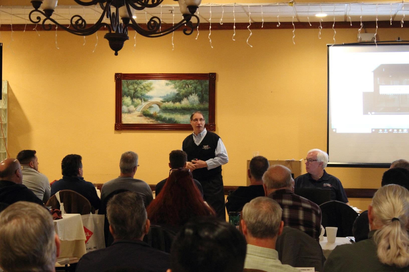 Bill Simone Presenting