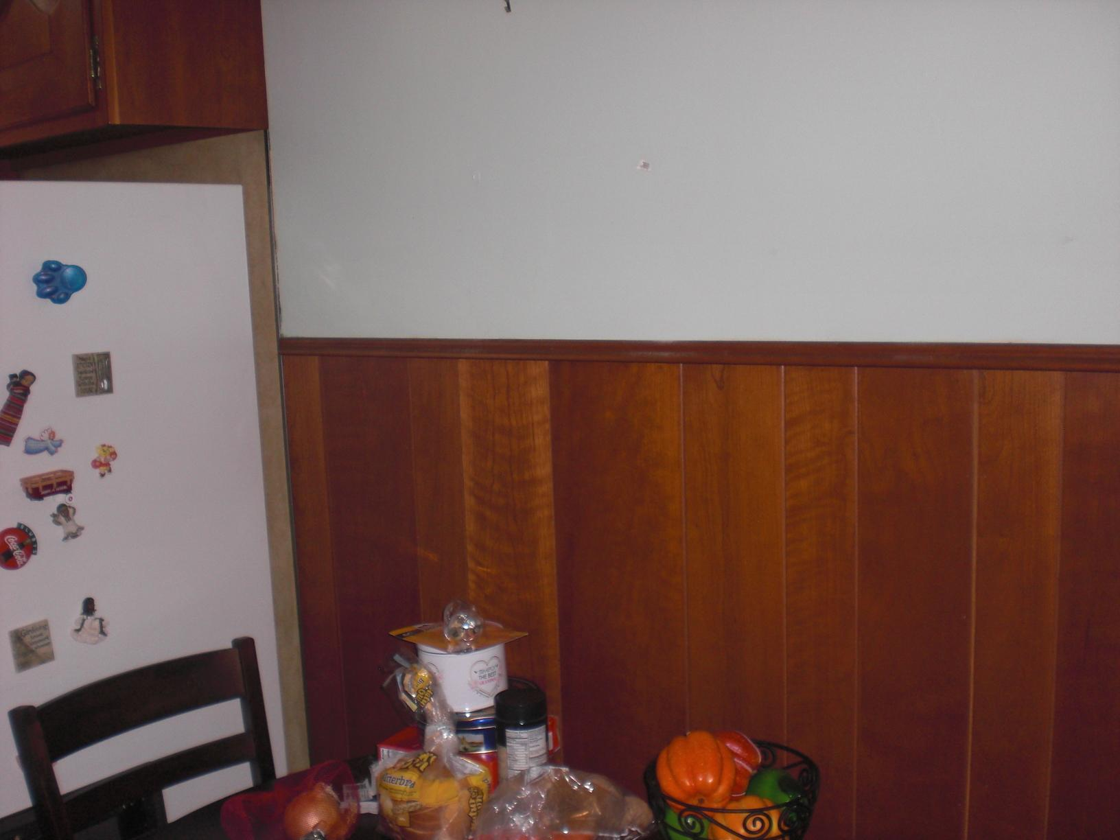 Before Photo of Kitchen Remodeling