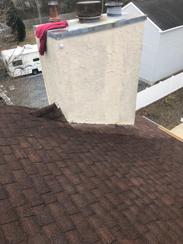 Asphalt Shingle Roof Replacement in NJ