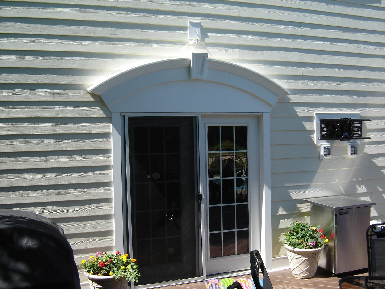 Remodeling Patio Door and Space