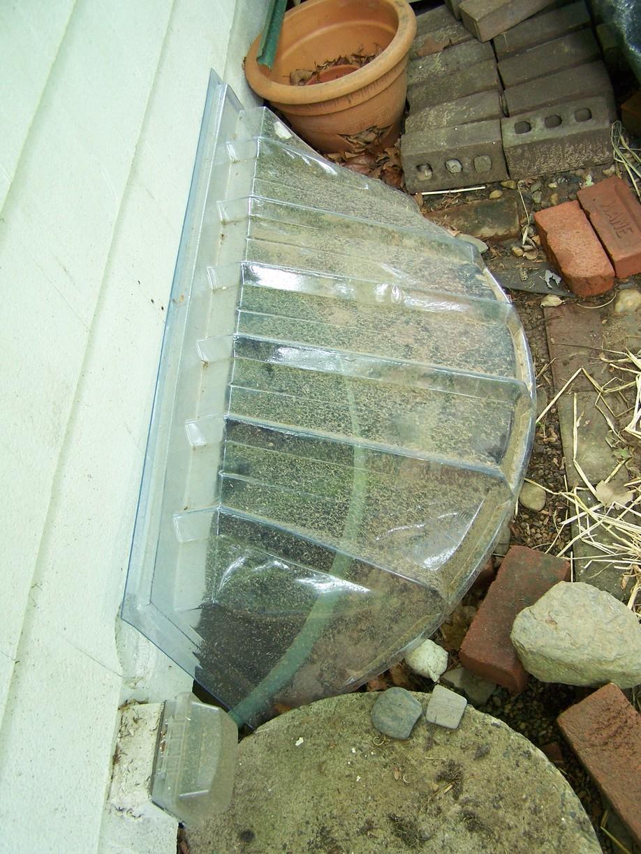 SunHouse Basement Window Enclosure Bolton