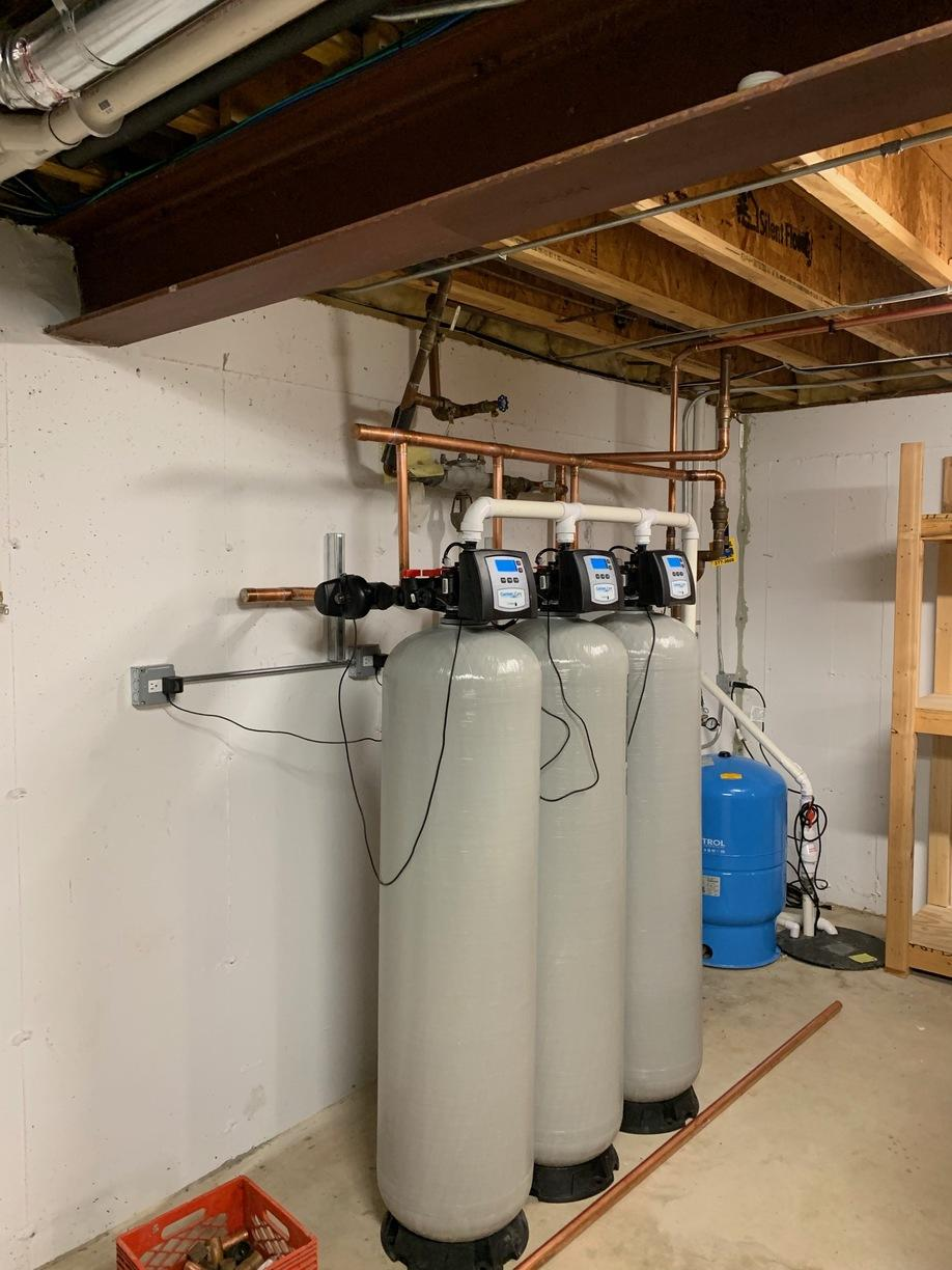 Filter System for Large Estate Home in St. Charles, IL