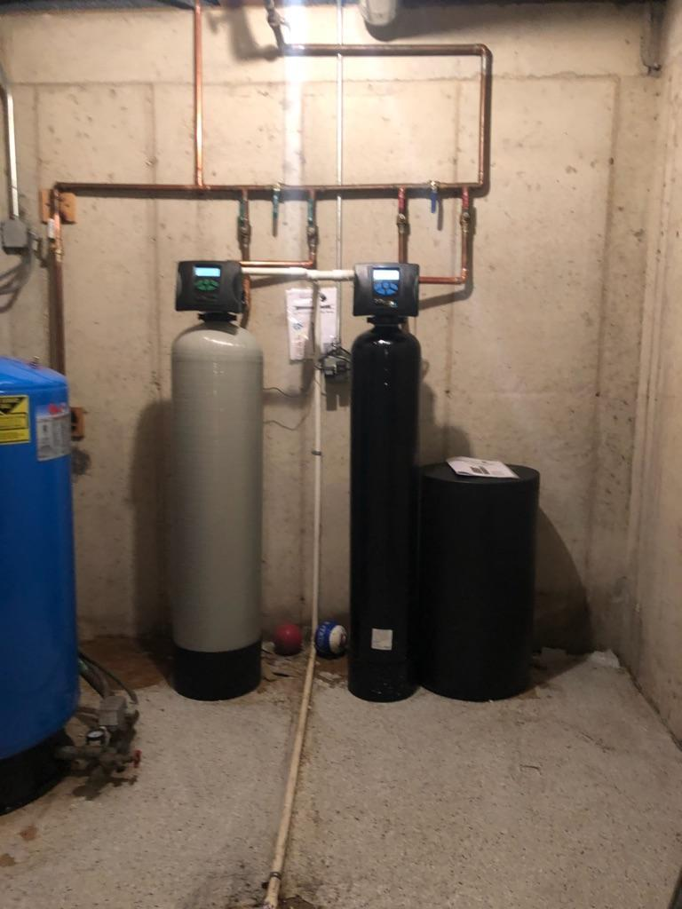 New Water Softener in Elburn, IL