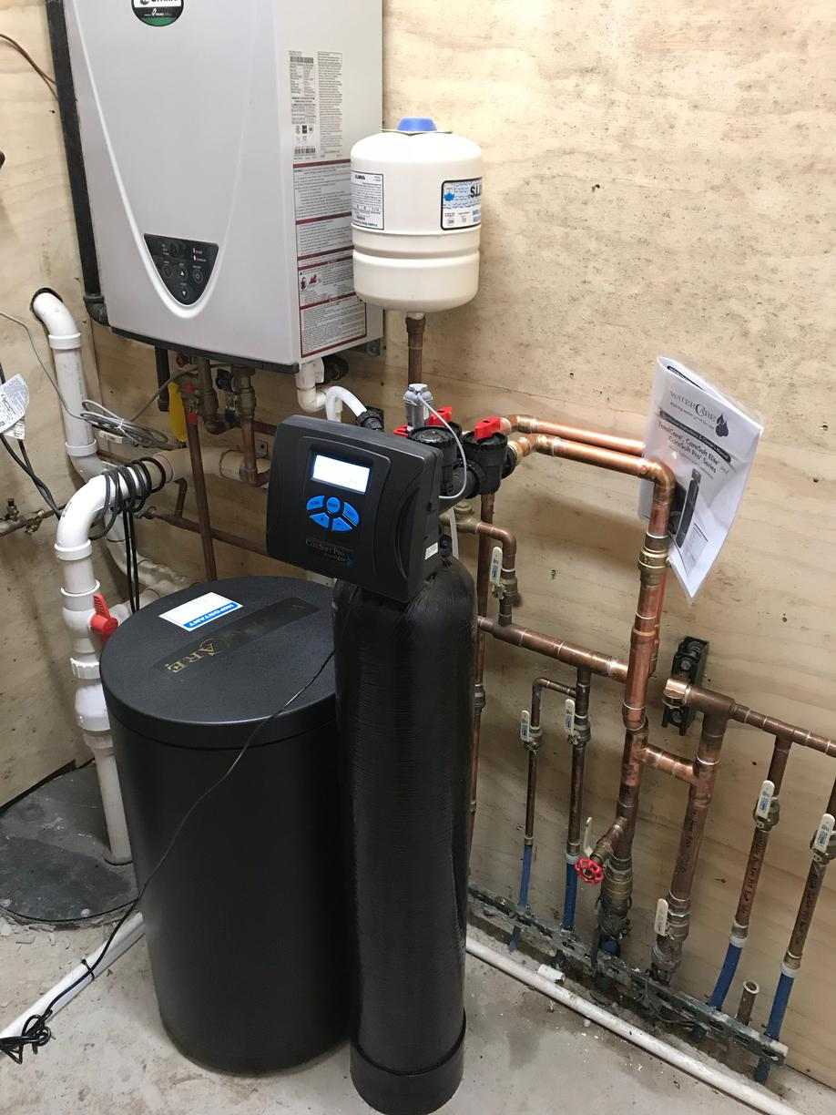 Water Softener in Horse Stables in Woodstock, IL