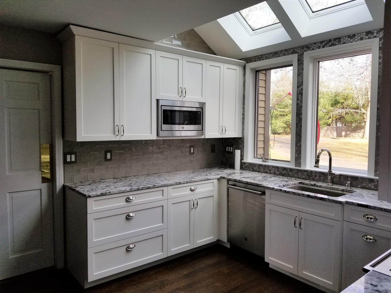 Kitchen Remodeling - Bright and Modern Kitchen Remodel in ...