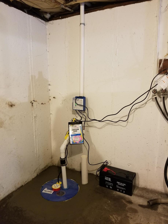 Backup Pump