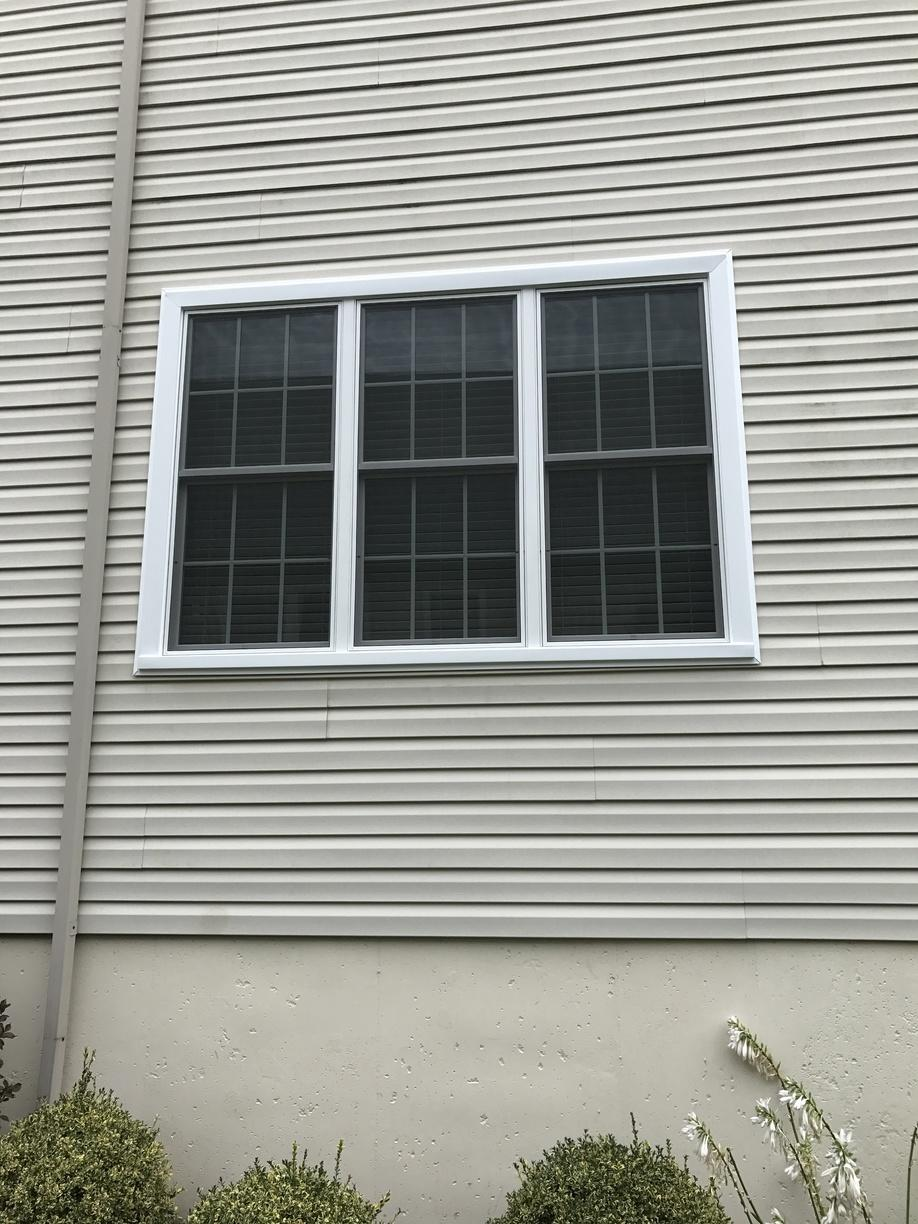 Marvin Infinity Triple Double Hung Windows in PA