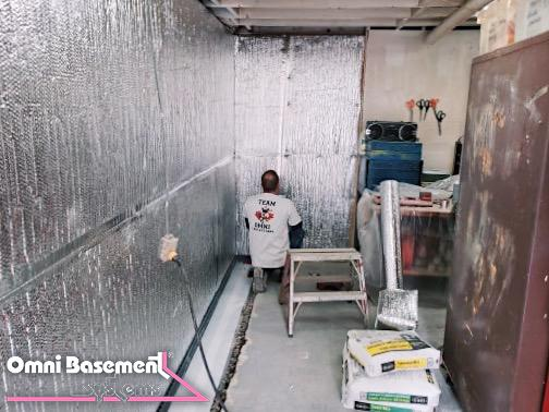 Waterproofing in Bloomingdale