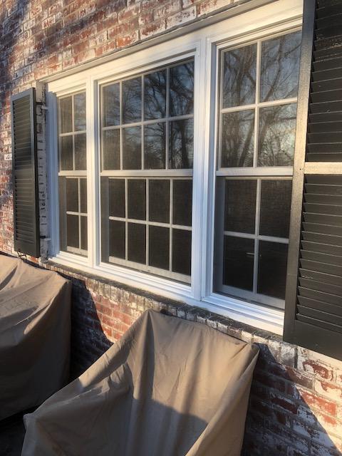Exterior of Marvin Infinity Window