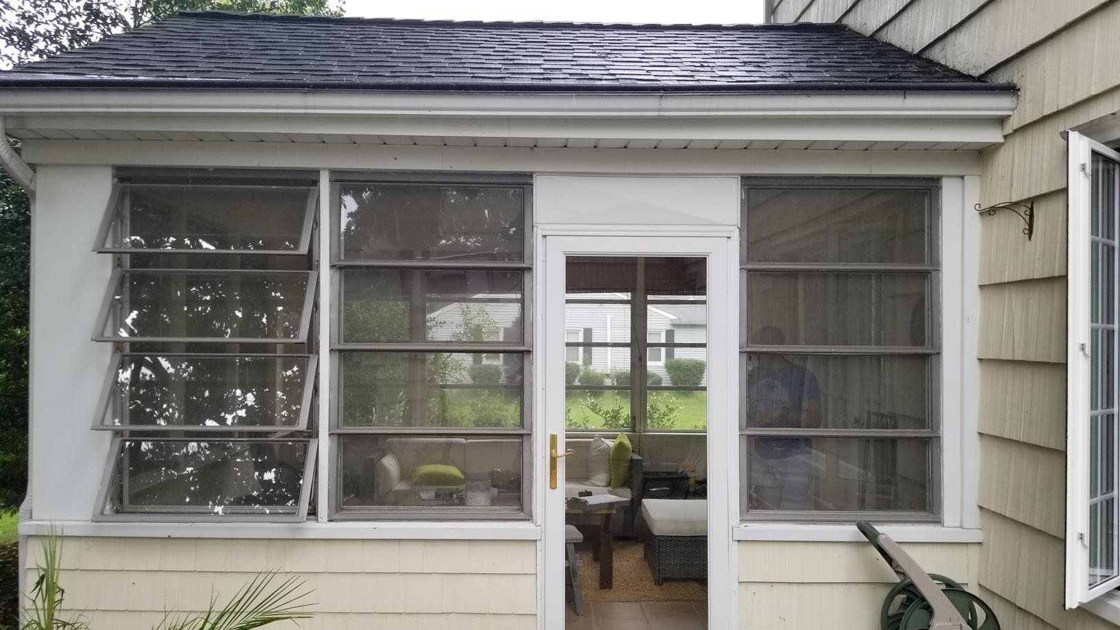 Replacing Aluminum Single Pane Windows in West Windsor, NJ