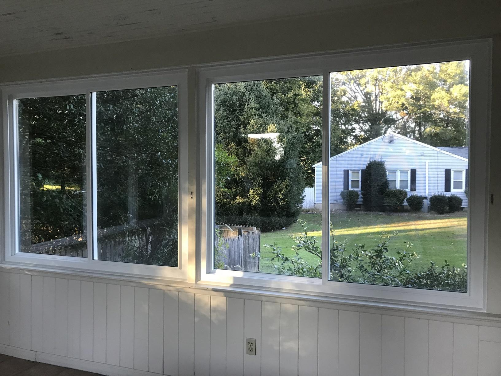 Replacement Windows Globaltech High Quality Vinyl