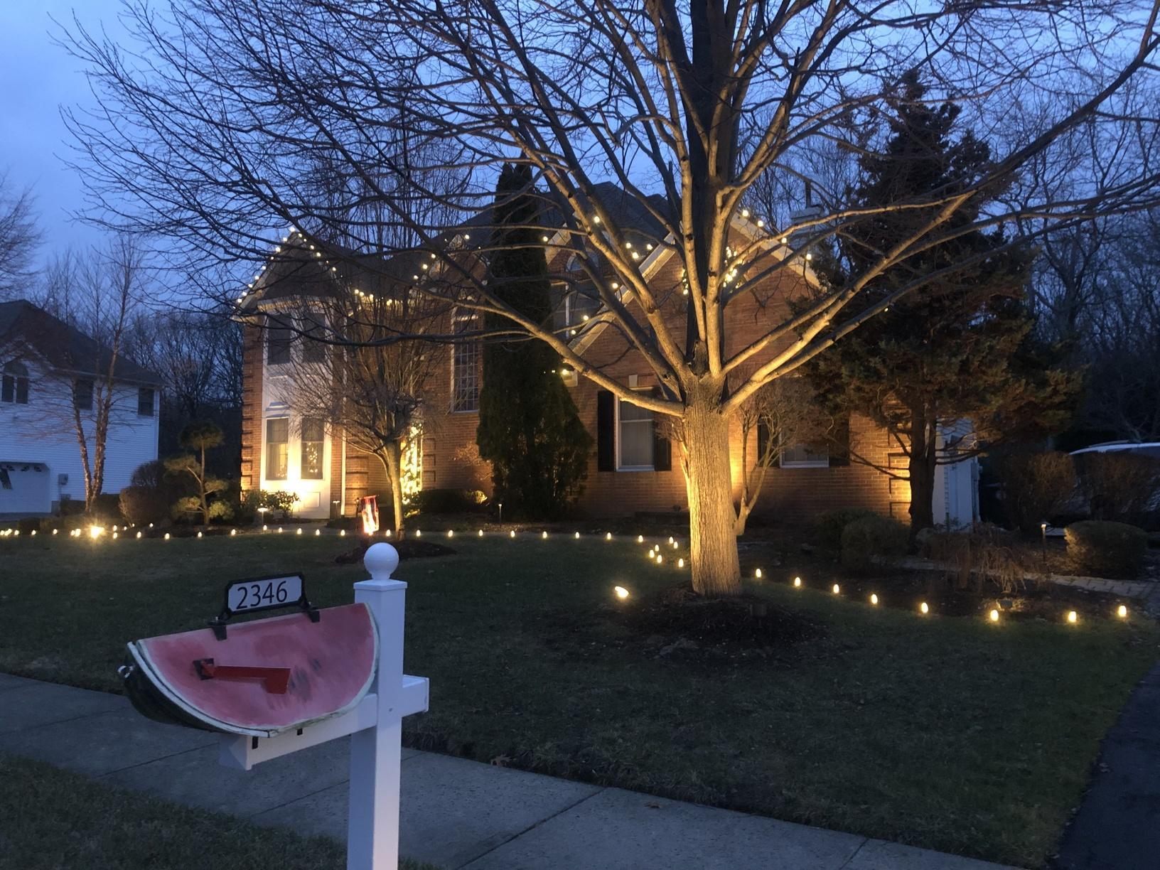 Professional Christmas Decorating in Manasquan, NJ