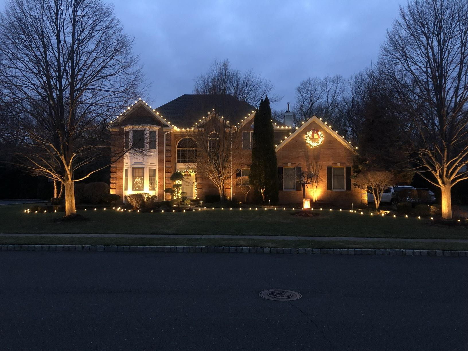 Professional Christmas Decorating in Manasquan, NJ