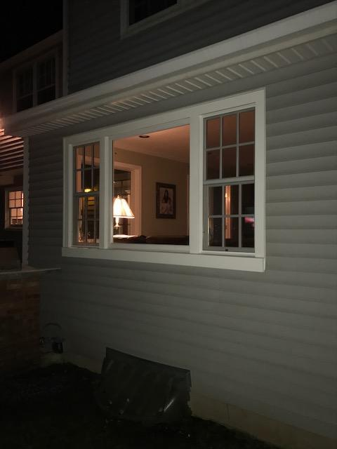 Marvin Infinity Picture and Double Hung Window Ensemble