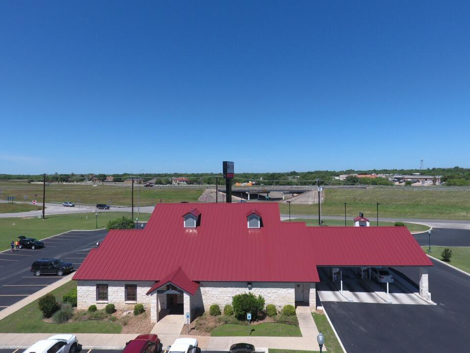 Roof Replacement Standing Seam Metal Roof In Lytle