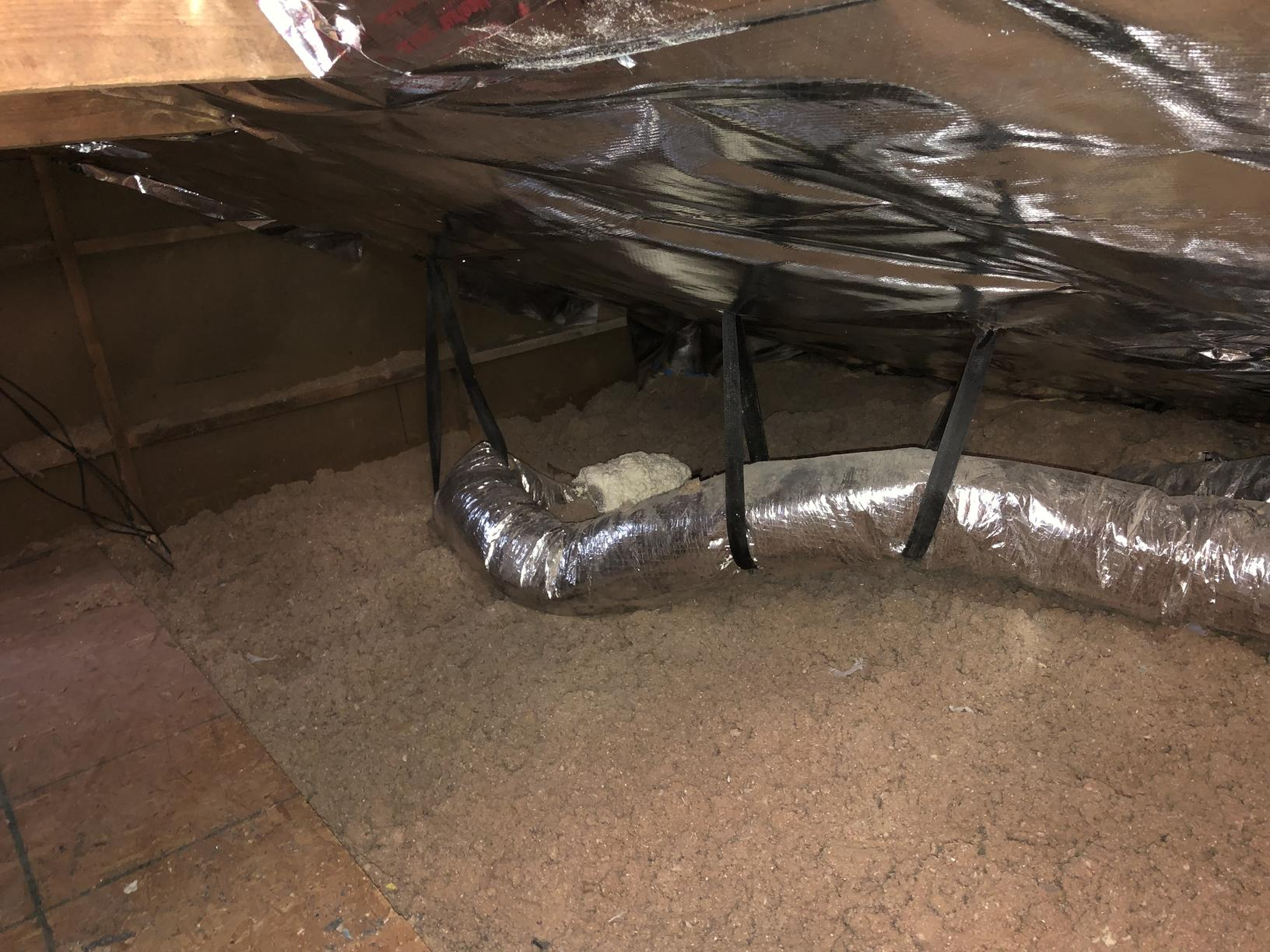 Duct Encapsulation Makes Your Home More Comfortable