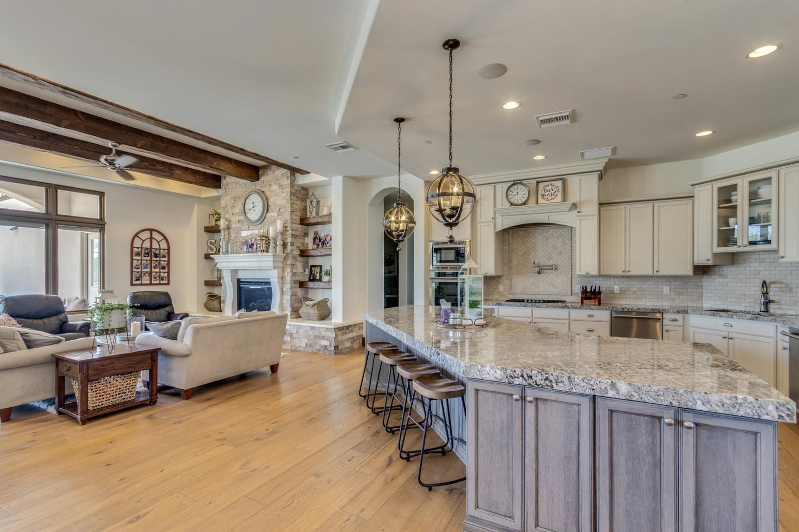 Kitchen Cabinetry in Cave Creek