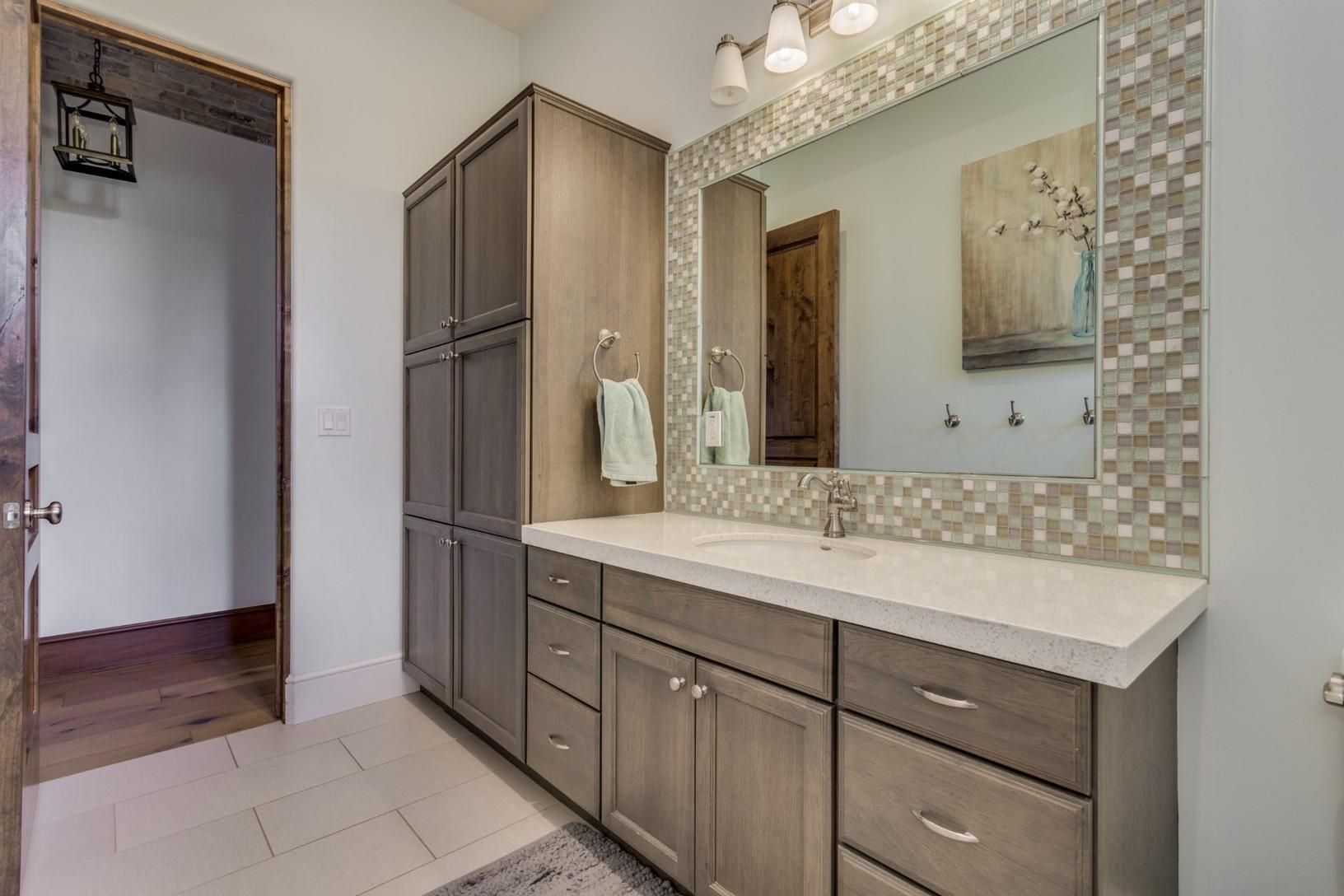 Cave Creek Bathroom Cabinetry