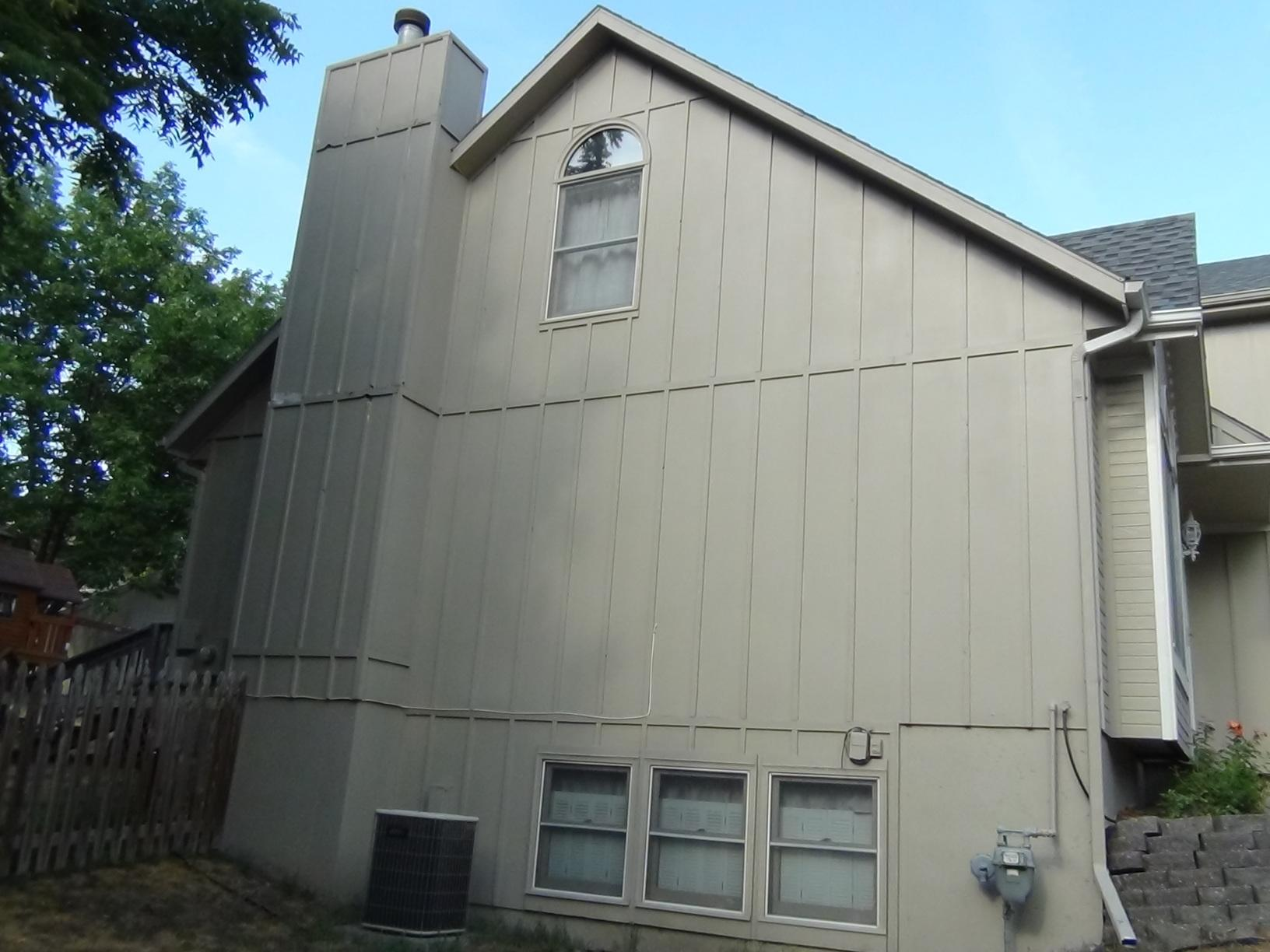 Installation of Siding and new windows in Overland Park, KS