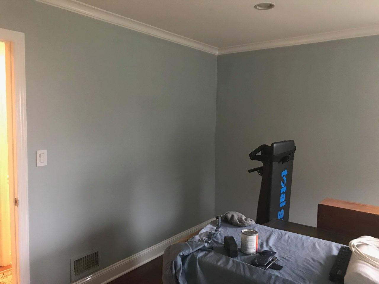 Interior Paint for Master Bedroom in Wilton