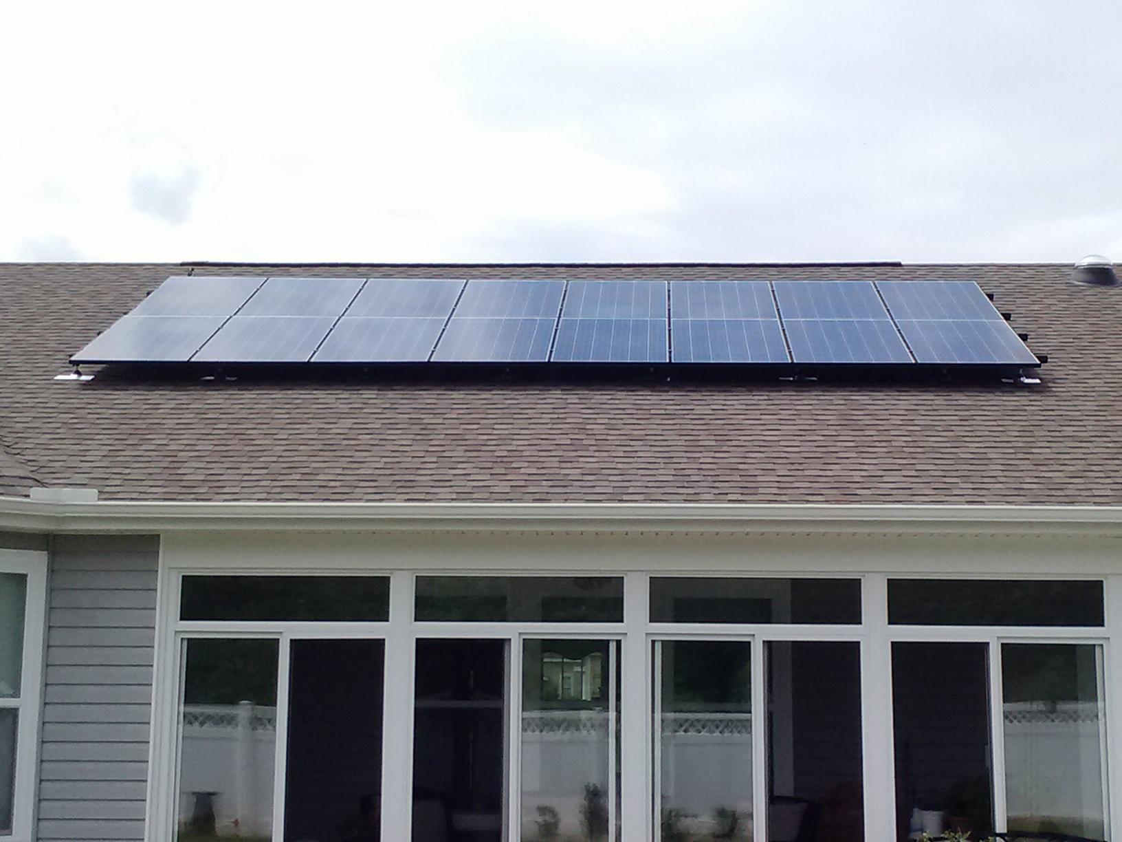 Solar PV Install - Little River, SC