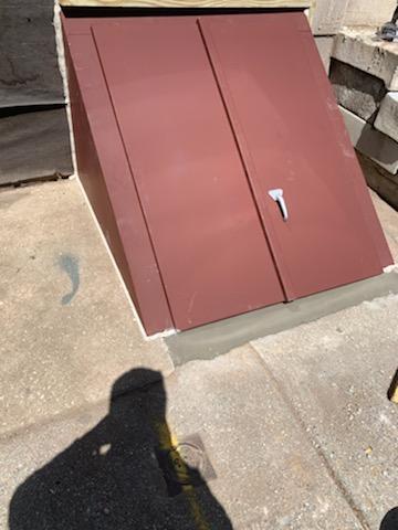 Angle Door in Philadelphia