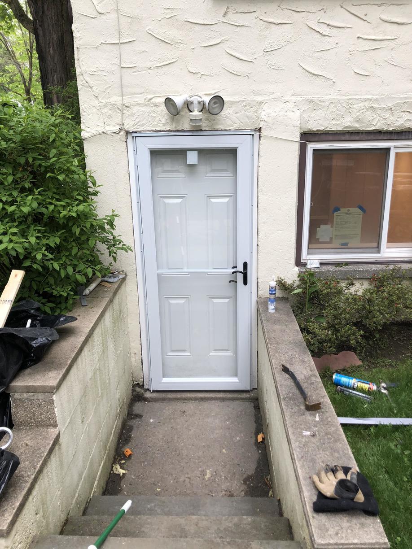 Total Basement Finishing Door