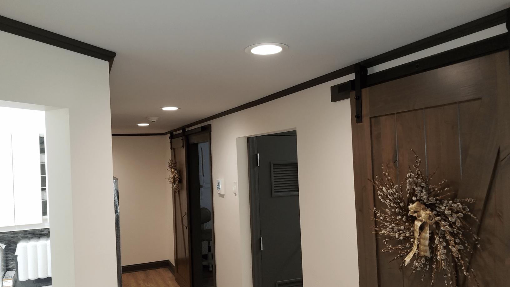 Hallway View #2