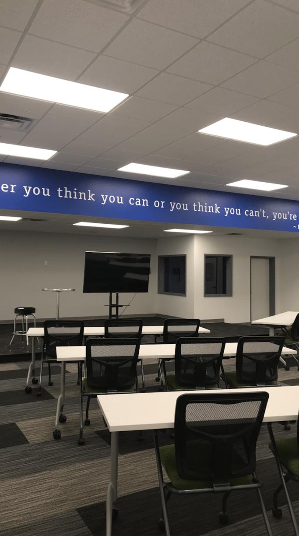 Job Training Room