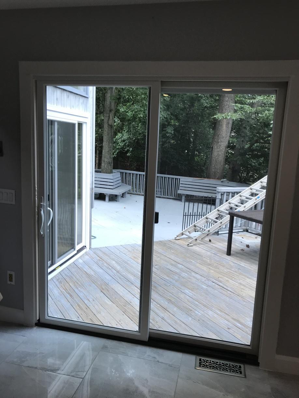 Fiberglass Patio Door Installation in NJ