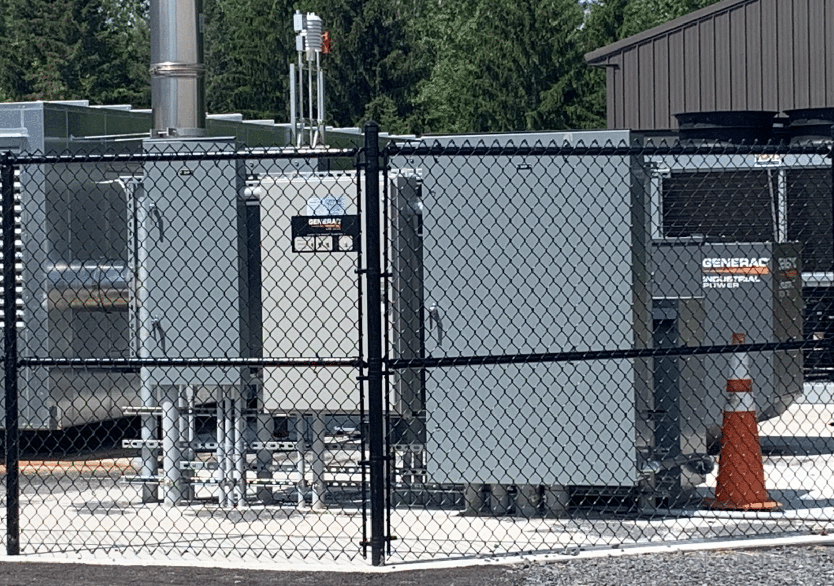 Transfer Switch & Electrical Panel