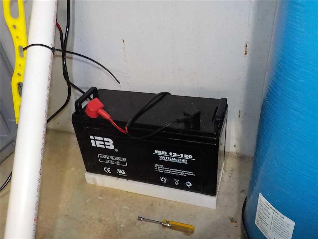 Triple Safe Battery