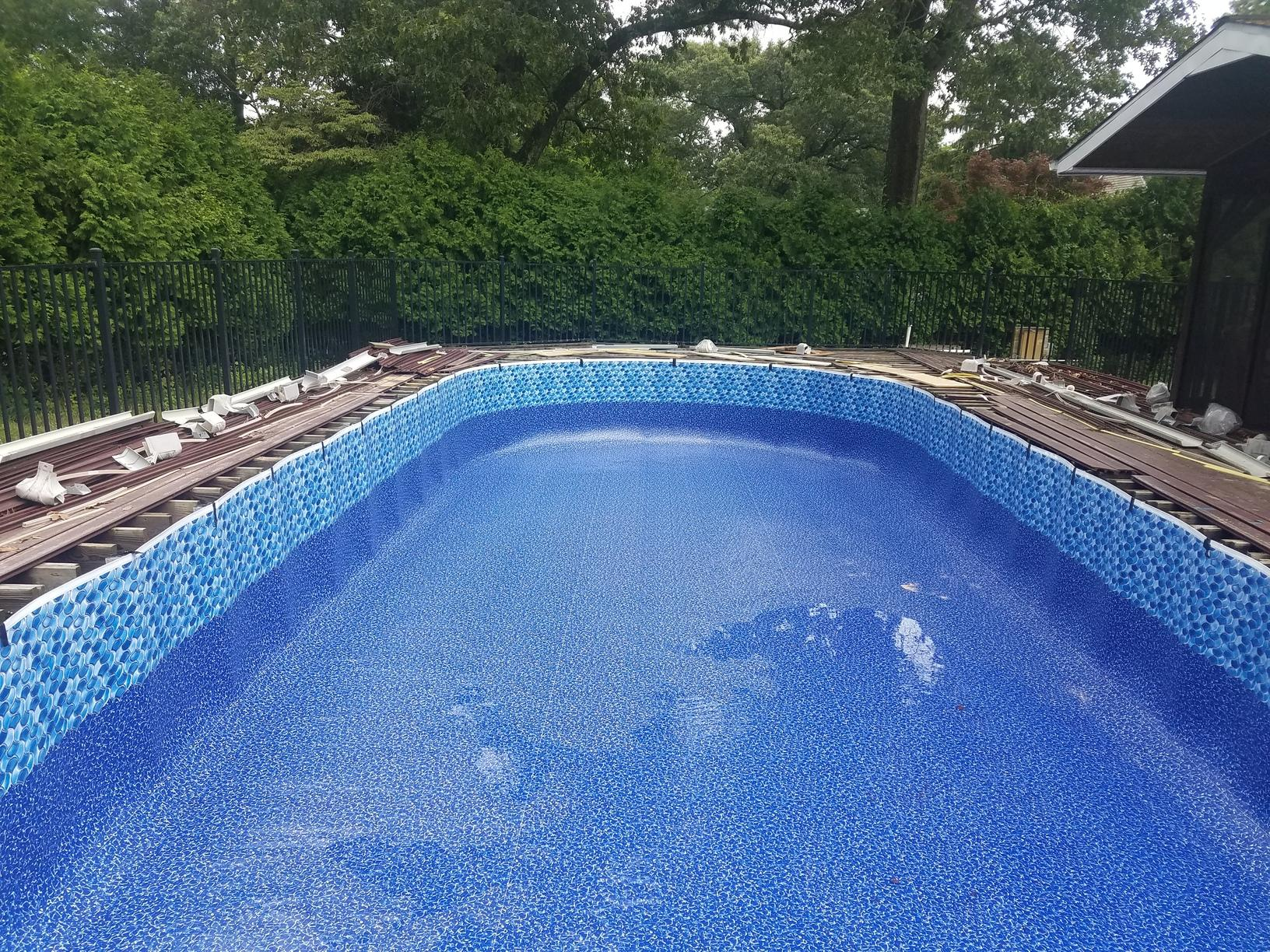Liner Replacement in Colts Neck, NJ