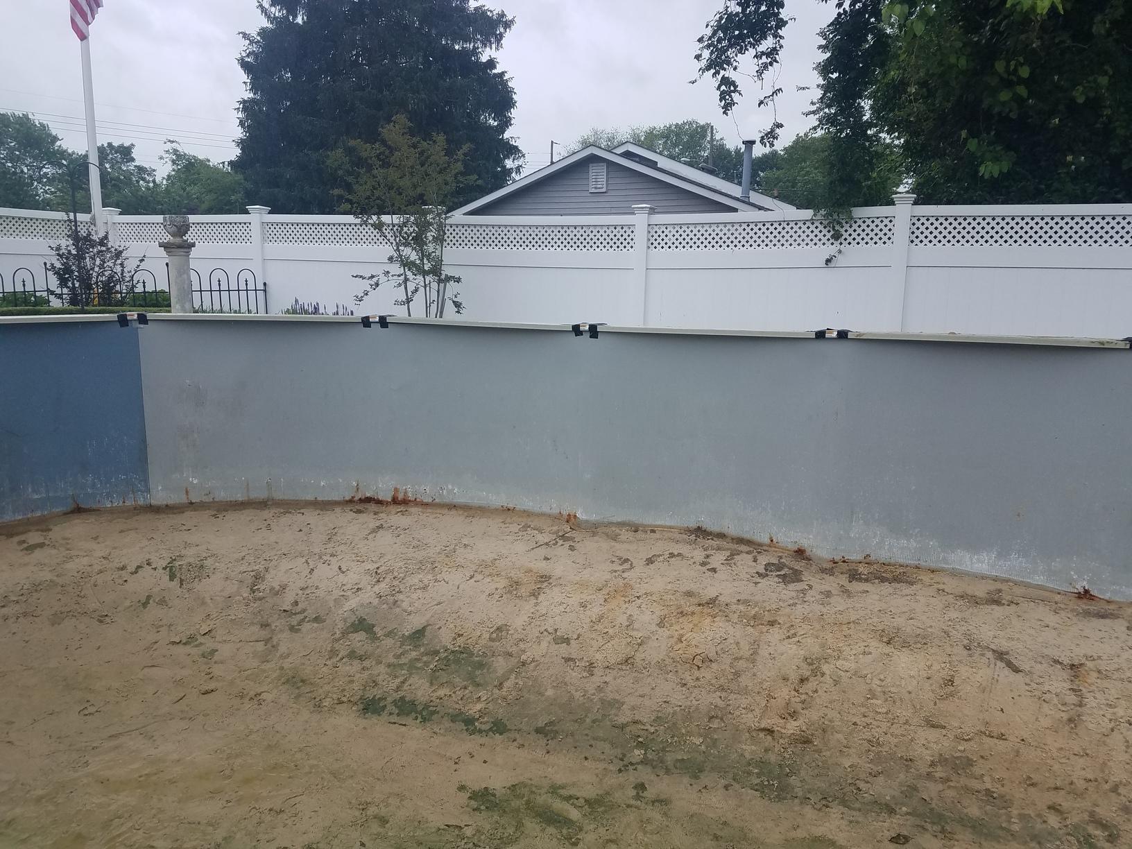 Doughboy Pool Liner Change in West Long Branch, NJ