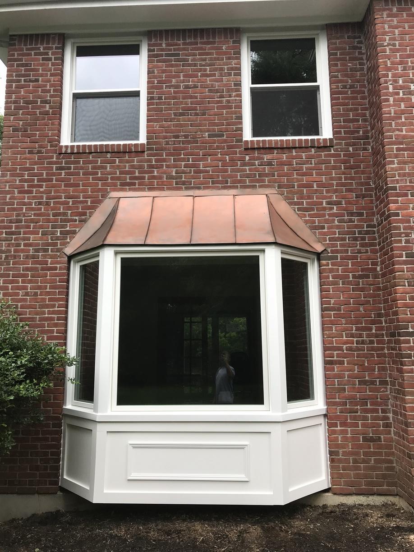 Exterior of  Infinity Windows