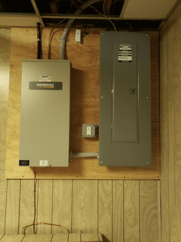200 amp Panel