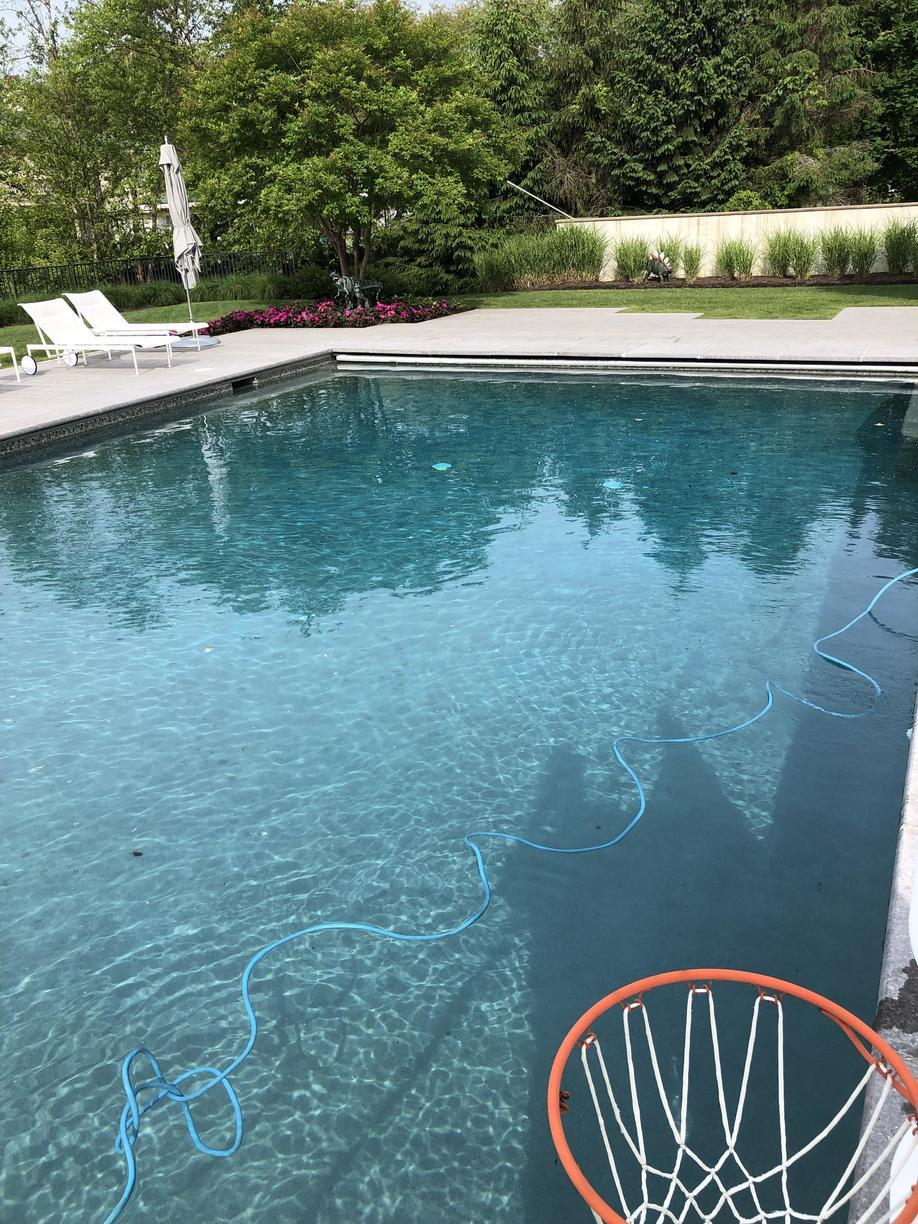 Pool Cleaning in Deal, NJ