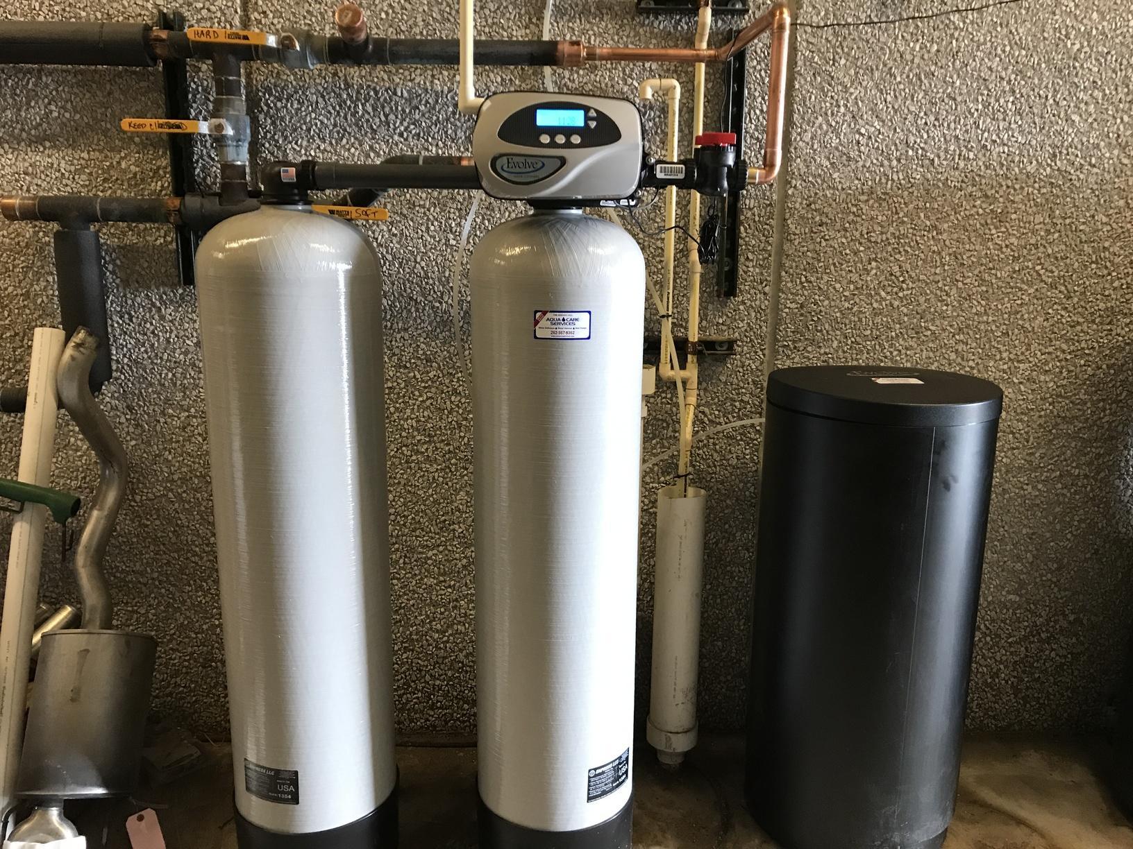 Twin Alterning Water Softener