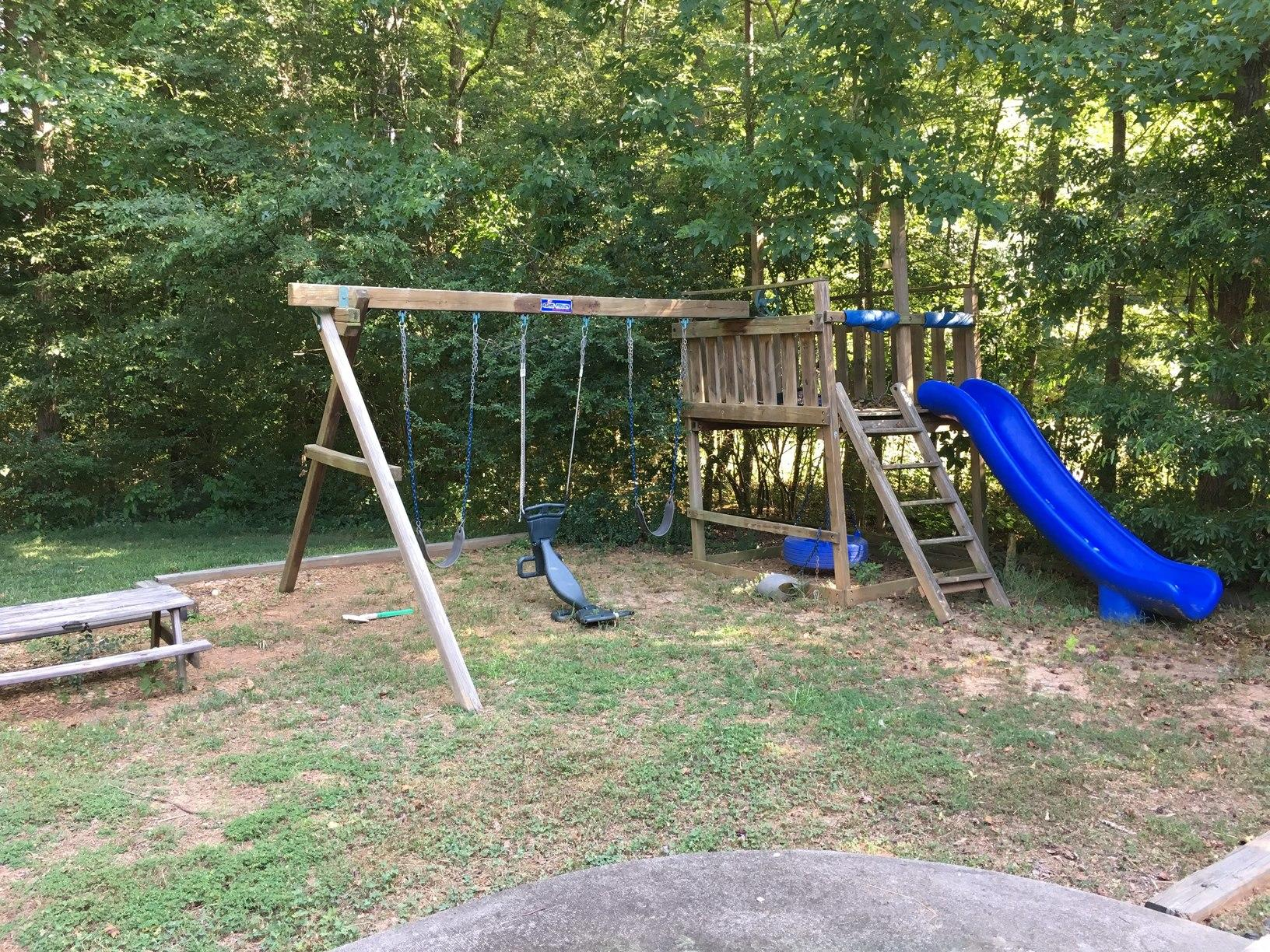 Out Grown Playset