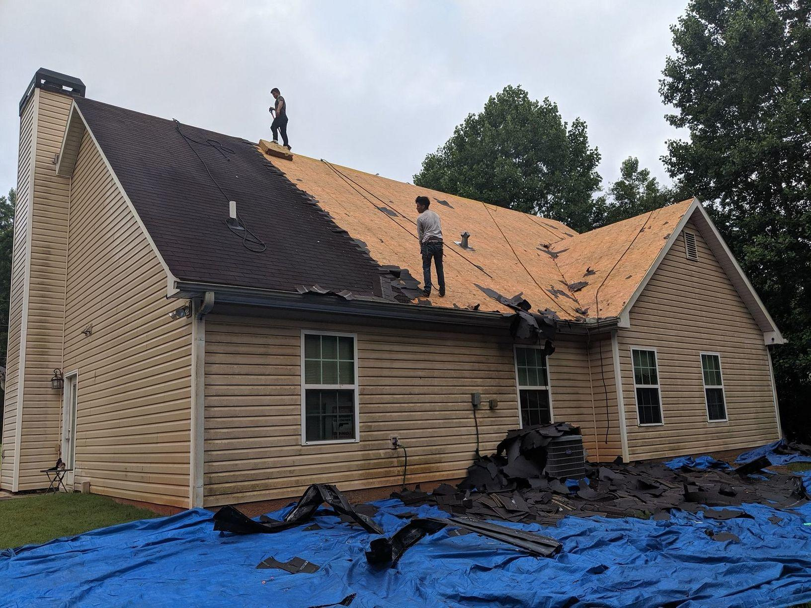 Roofing Take Off