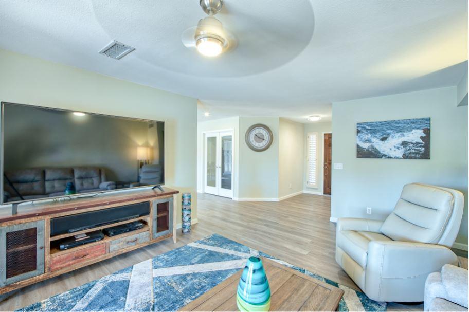 Living Room Remodel in Peoria